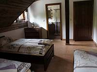 Pokoj apartmánu 3 v podkroví - Stachy - Kůsov