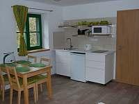 Chata Rozhlas, Apartmán č. 2 - ubytování Železná Ruda - Špičák