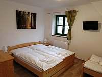 Chata Rozhlas, Apartmán č. 2 - Železná Ruda - Špičák