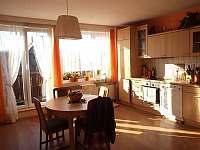 Kuchyně 2 - rekreační dům k pronájmu Volary