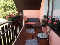 lodžie - rekreační dům ubytování Volary
