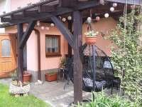 pergola - pronájem rekreačního domu Volary