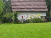 Zahrada - rekreační dům k pronájmu Volary