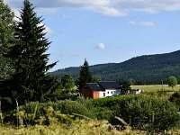 ubytování v penzionu na horách Chlum