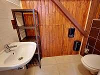 koupelna podkroví - Chlum