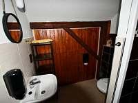 koupelny podkroví - Chlum