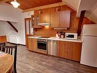 kuchyně podkroví
