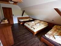 ložnice podkroví - Chlum