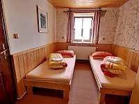 ložnice přízemí - Chlum