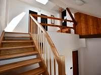 schody do podkroví