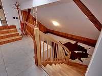 schody do podkroví - Chlum