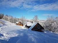 Vila na horách - dovolená na Šumavě