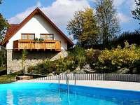 Apartmán na horách - dovolená Koupaliště Sušice rekreace Podolí