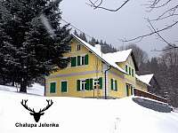 Chalupa k pronájmu - zimní dovolená Hamry