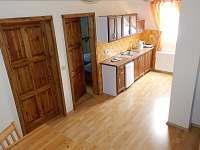 Apartmá s kuchyní - ubytování Volary