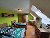 pokoj číslo 4 - Soumarský Most - ubytování Volary
