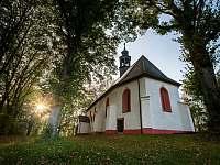 Kostel Sv. Linharta - Uhliště