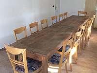 Společenská místnost 15-20 míst - Uhliště