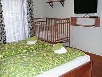 Apartmán v podkroví - chata k pronajmutí Kvilda