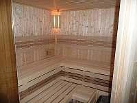 Sauna pro 6 osob