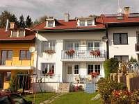 Apartmány Mirka v létě