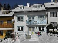 Apartmány Mirka v zimě