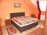 růžový pokoj - pronájem apartmánu Lipno nad Vltavou