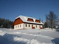 Penzion na horách - okolí Zdíkovce