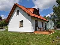 ubytování  na chatě k pronajmutí - Jenišov