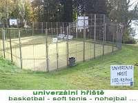 Moderní univerzální hřiště 300m
