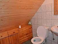 Podkroví WC