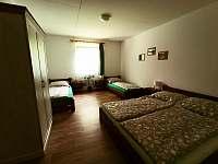 Chalupa v Pěkné - pokoj pro čtyři osoby -