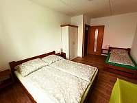 Chalupa v Pěkné - pokoj pro tři osoby -