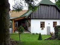 ubytování Spůle u Vimperka Chalupa k pronajmutí