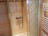 koupelna - apartmán k pronajmutí Vřesná