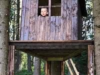 lesni domecek - Vřesná