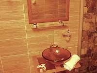 koupelna ve wellness zóně