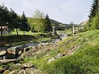 Cyklo stezka u přehrady - Lipno nad Vltavou