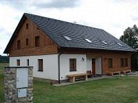 ubytování v penzionu na horách Dobrá - Stožec