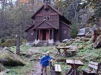 Stožecká kaple-častý cíl turistů - Dobrá - Stožec