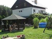 Penzion na horách - dovolená Rybník Štilec rekreace Kladenské Rovné