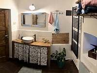 Koupelna - Nezdice na Šumavě