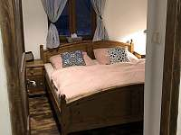 Ložnice 1 (přízemí, pohled z chodby) - Nezdice na Šumavě