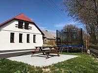 Chalupa ubytování v obci Dobrš