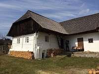 ubytování Kváskovice na chalupě