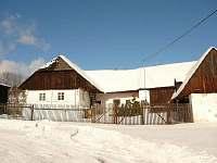 Chalupa v Kváskovicích - ubytování Kváskovice