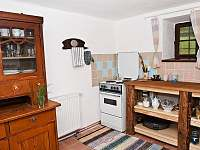 kuchyňka tak akorát