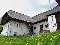 Pronájem chalupy v Kváskovicích