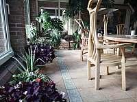 Zimní zahrada - chata k pronájmu Přední Výtoň
