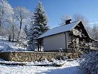 Chata k pronajmutí - okolí Hojsovy Stráže